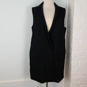 Banana Republic long vest